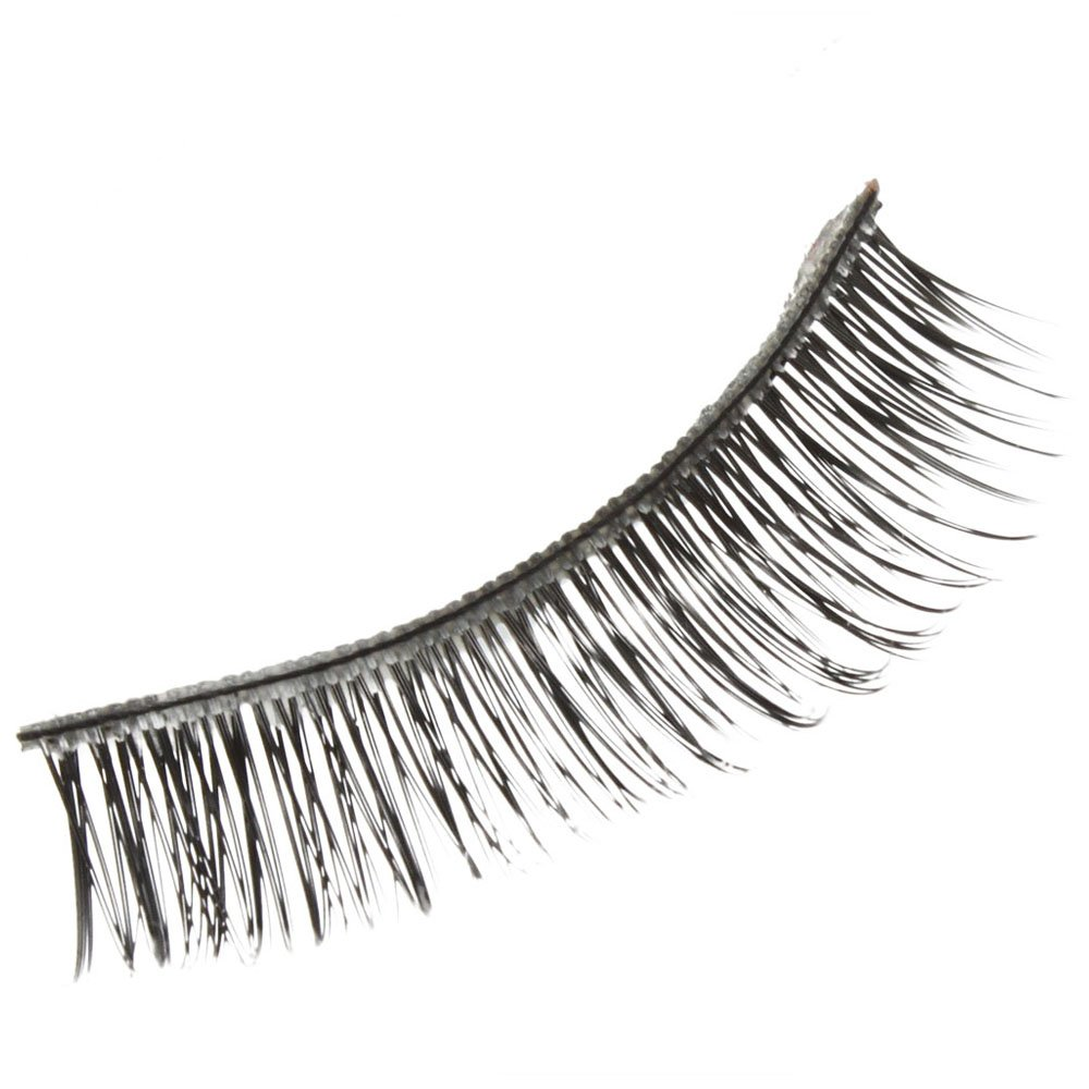 Amazon.com : Taobaopit New 10 Pair Reusable Long Fake False Eyelashes Glue Adhesives Eye Lashes Makeup Black 026 by Evermarket : Fake Eyelashes And ...