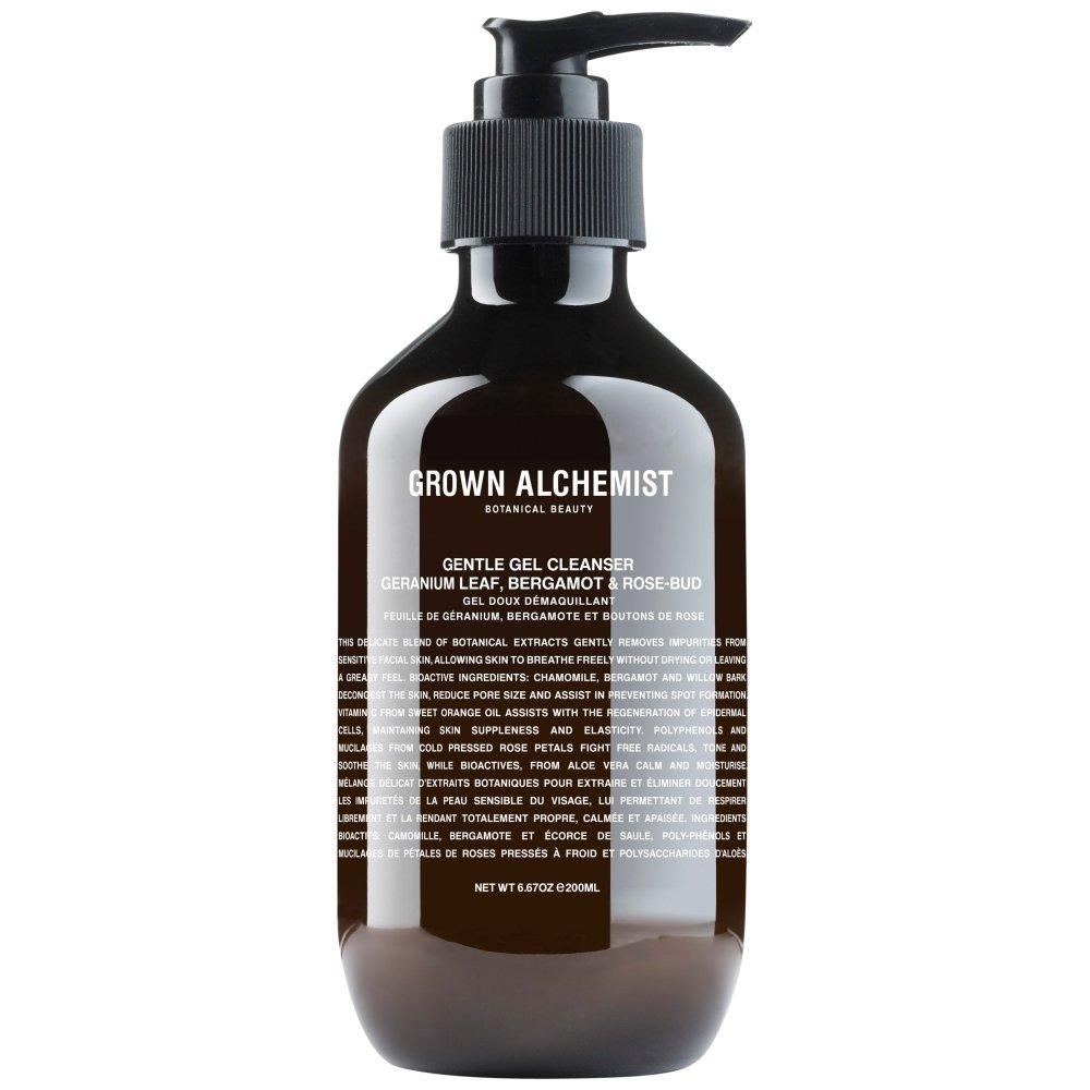 成長した錬金術師優しいジェルクレンザー:ゼラニウム、ベルガモット&バラのつぼみ、100ミリリットル (Grown Alchemist) (x2) - Grown Alchemist Gentle Gel Cleanser: Geranium, Bergamot & Rose Bud, 100ml (Pack of 2) [並行輸入品]   B01N3OYEF5