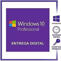 Descrição do produto WINDOWS 10 PRO ENVIO DIGITAL COM SERIAL ORIGINAL DIRETO DA MICROSOFT ENVIO IMEDIATO