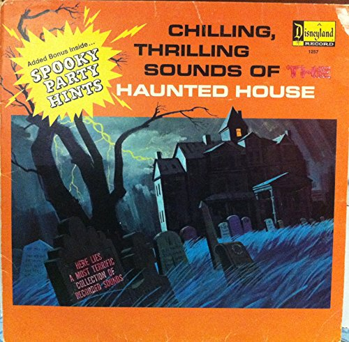 Chilling Thrilling Sounds Haunted House