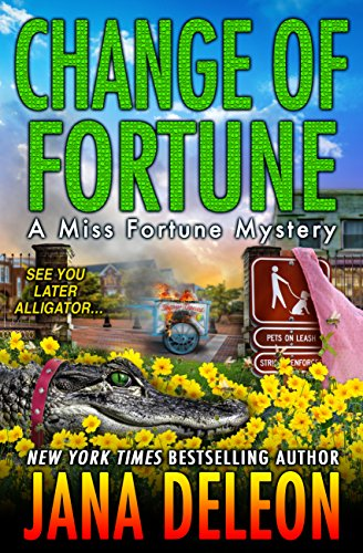 Change of Fortune (A Miss Fortune Mystery Book 11) cover
