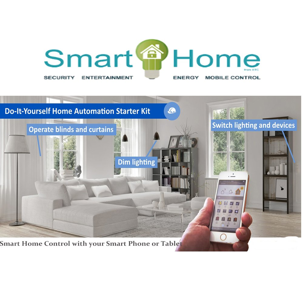 Amazon.com: Rollerhouse DIY Home Automation Systems Motorized ...
