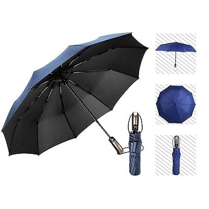 la mejor actitud precio loco cómo llegar Paraguas Plegable Automatico Portatil, Paraguas Plegables ...