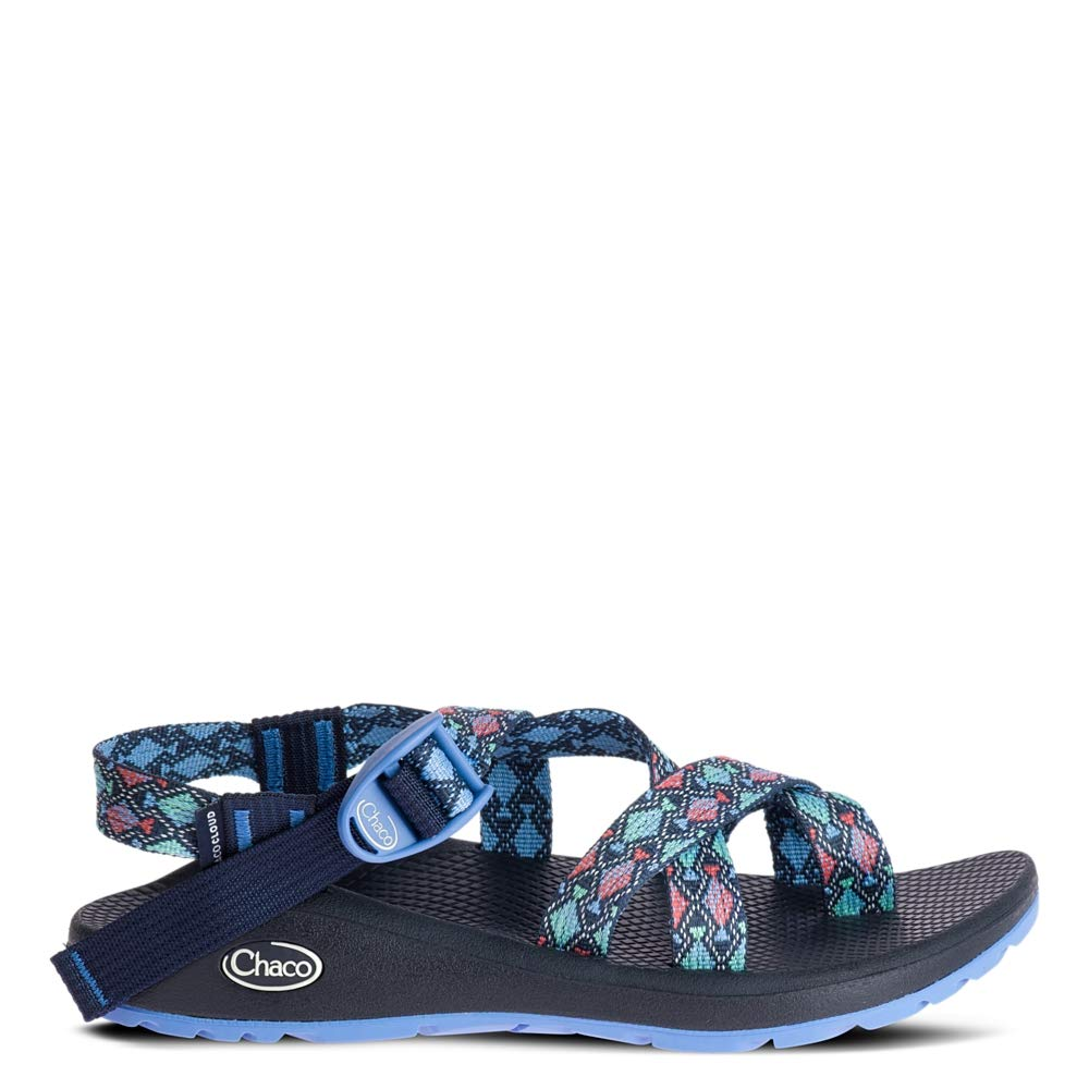 Chaco Women's Zcloud 2 Sport Sandal, Trace Eclipse, 10 M US by Chaco