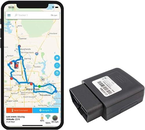 Optimus OBD Port GPS Tracker for Cars