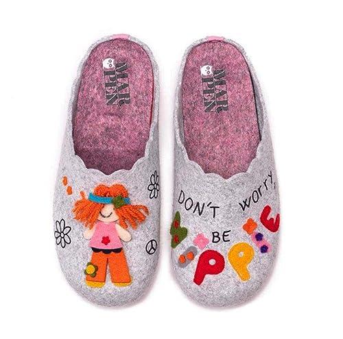 Zapatillas de casa para Mujer - Be Hippie - MARPEN 30331
