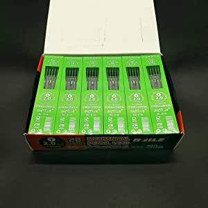 Baile Mechanical Pencil leads B2 - One Box 24 pcs