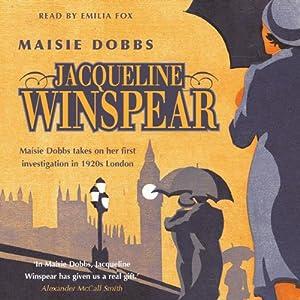 Maisie Dobbs Audiobook