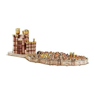 4d cityscape Game of Thrones 4D: Kings Landing