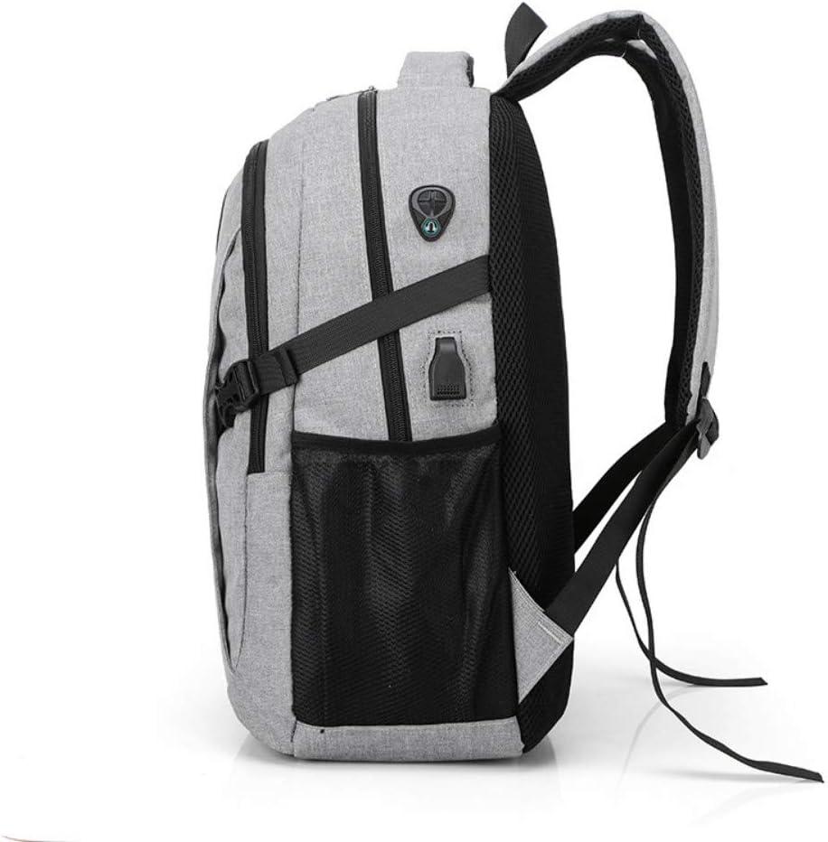 ZLK backpack Oxford cloth shoulder mens fashion contrast color wearable usb charging backpack