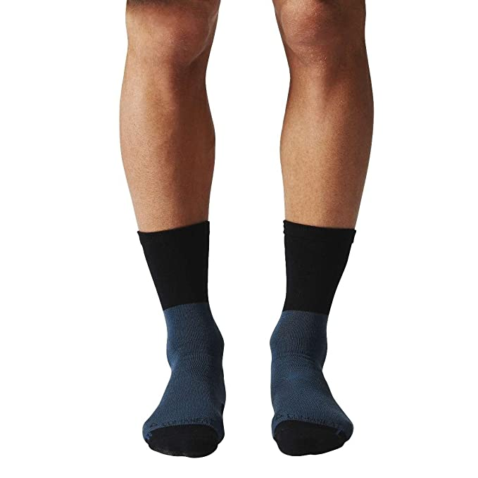 Adidas Cheat CR 1P W/M Calcetines, Hombre, Azul (azunoc Negro), 37-39: Amazon.es: Deportes y aire libre
