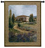 Fine Art Tapestries ''Morning in Spain'' Wall Tapestry