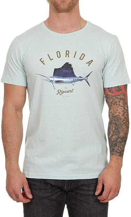 Rip Curl Camisa de Vestir, Light Blue, L para Hombre: Amazon.es: Ropa y accesorios
