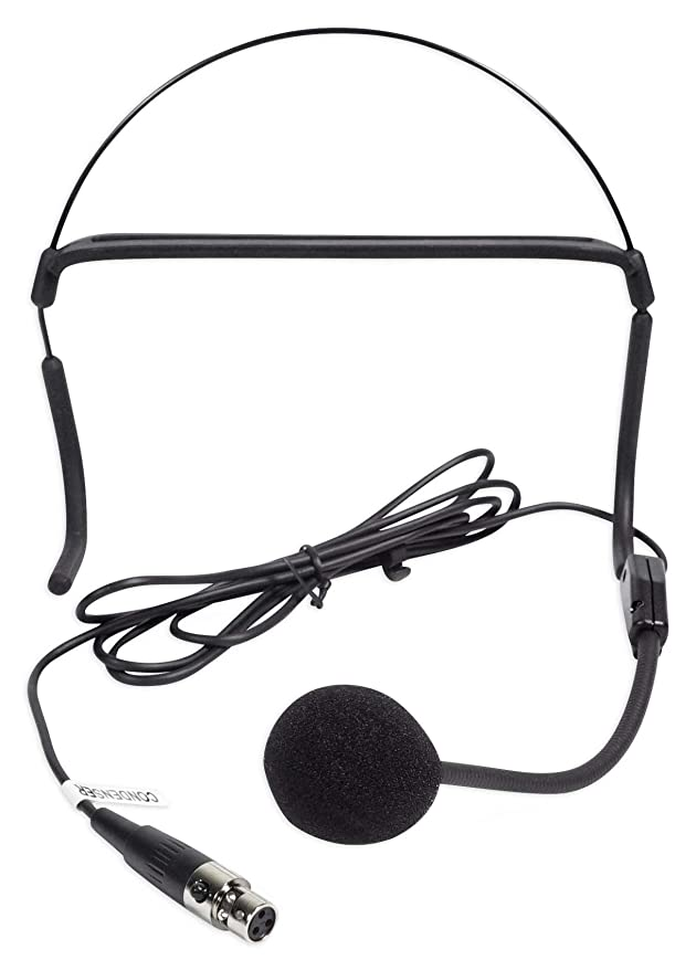 Amazon Com Samson Concert 288 Uhf Beltpack Lavalier Headset