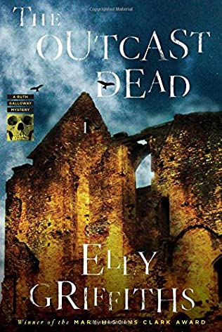 book cover of The Outcast Dead