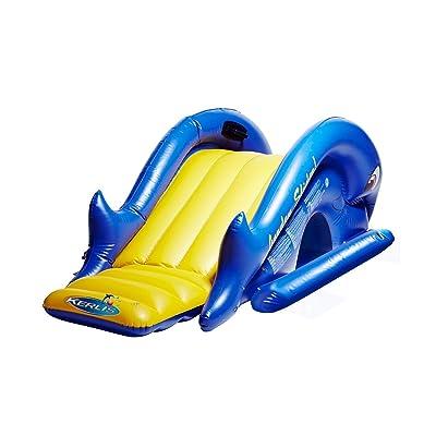 KERLIS - Toboggan Dauphins de piscine