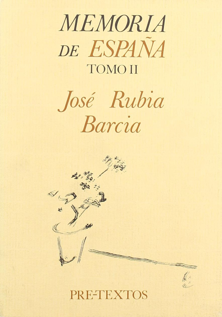 Memoria de España (Tomo II) (Hispánicas): Amazon.es: Rubia Barcia ...