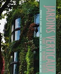 Book's Cover ofJardins verticaux dans le monde entier
