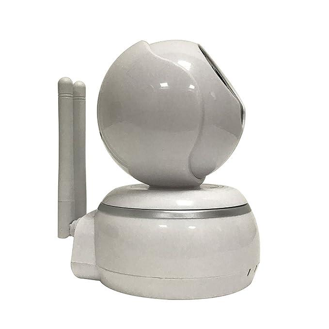 DongAshley IP Cámara De Red Inalámbrica Mando A Distancia Del Teléfono Móvil Cámara De Internet De Seguridad Interior Vision Nocturna Video De Alarma ...