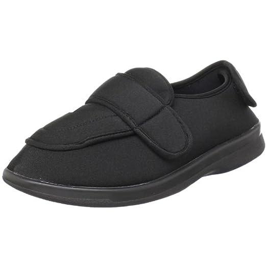 Propet Men's Villager Shoe Black 12 X (3E) & Oxy Cleaner Bundle