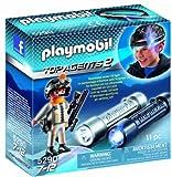 Playmobil Agentes Secretos 2 - Linterna de espionaje (5290)