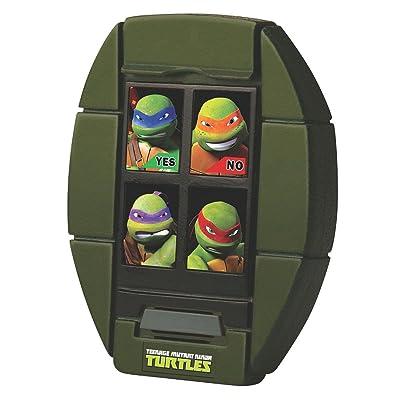 Teenage Mutant Ninja Turtles Turtle Comm Talking Communicator: Toys & Games