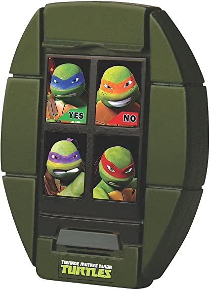 Amazon Com Teenage Mutant Ninja Turtles Turtle Comm Talking