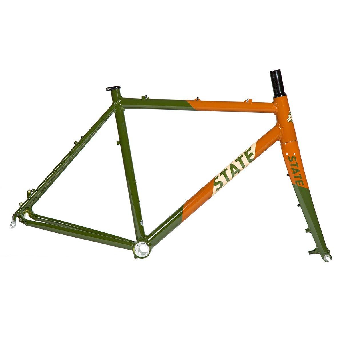 cyclocross bike frames