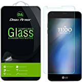 [2-Pack] LG G6 Screen Protector, Dmax Armor [Tempered Glass] 0.3mm 9H Hardness, Anti-Scratch, Anti-Fingerprint, Bubble Free, Ultra-clear