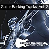 Guitar Backing Tracks, Vol. 2