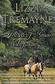 A Sea of Green Unfolding (The Long Trails Book 3) by [Tremayne, Lizzi]