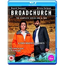 Broadchurch: Series - Season 1 and 2