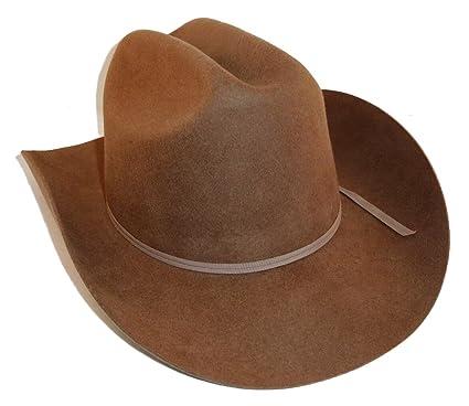 2c228d03151ab6 Bollman Hats 100% Wool Felt Cattleman Cowboy Hat at Amazon Men's Clothing  store: