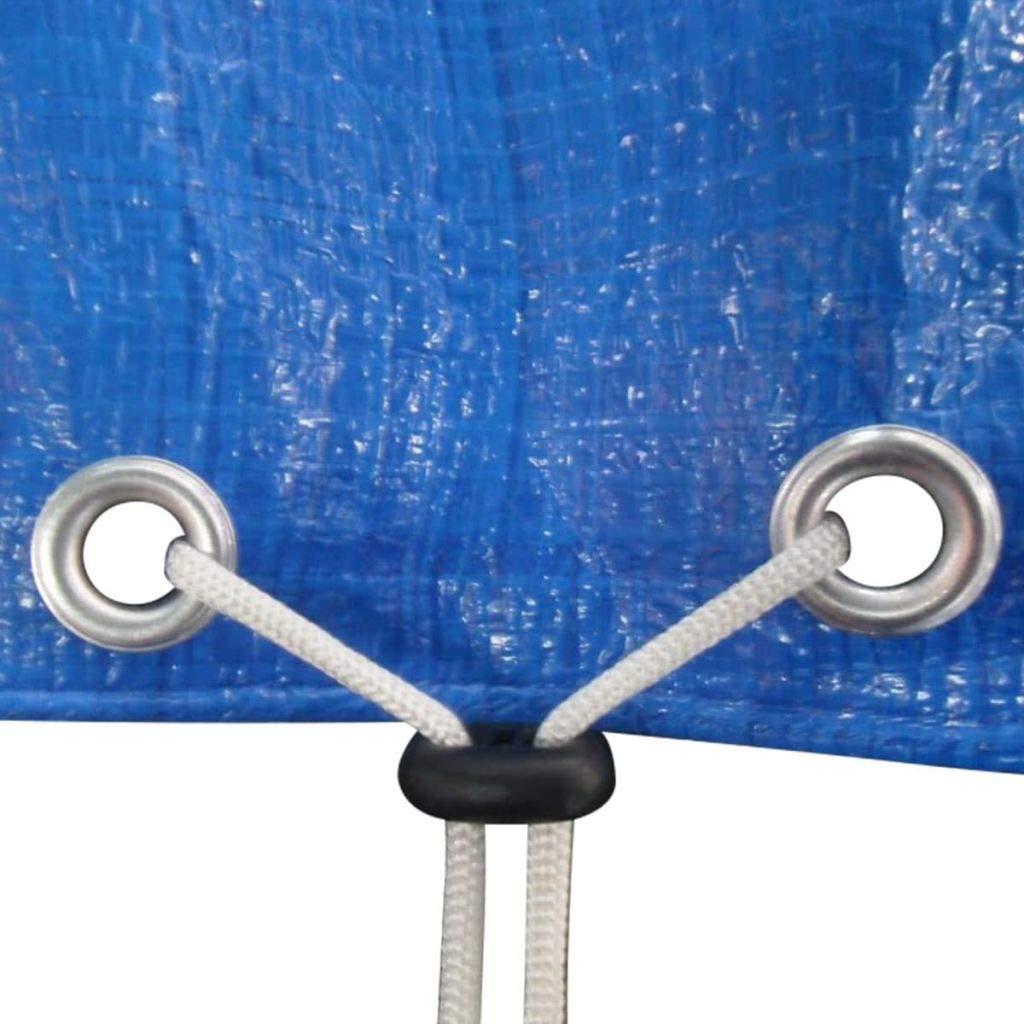 vidaXL Abdeckung Trampolin PE 90g//m/² Abdeckplane Wetterplane mehrere Auswahl