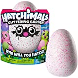 Hatchimals Glittering Garden - Hatching Egg - Interactive Creature - Burtles by Spin Master