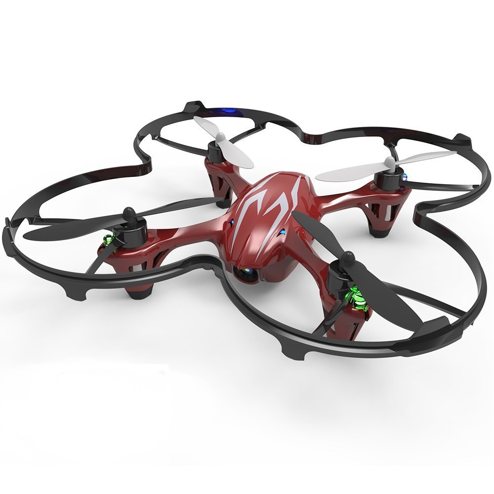 Hubsan X4 H107C 4 Channel 2.4GHz 6 Axis Gyro RC Quadcopter with ...