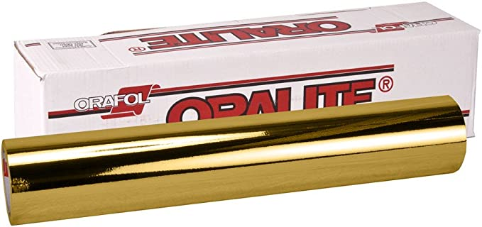 Your Design Oracal 351 COLOR dorado metálico Vinilo WRAP rollo 12