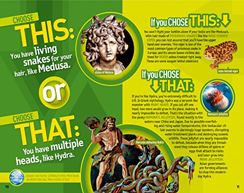 This or That? 2: More Wacky Choices to Reveal the Hidden You (National Geographic Kids) by National Geographic Society (Image #2)