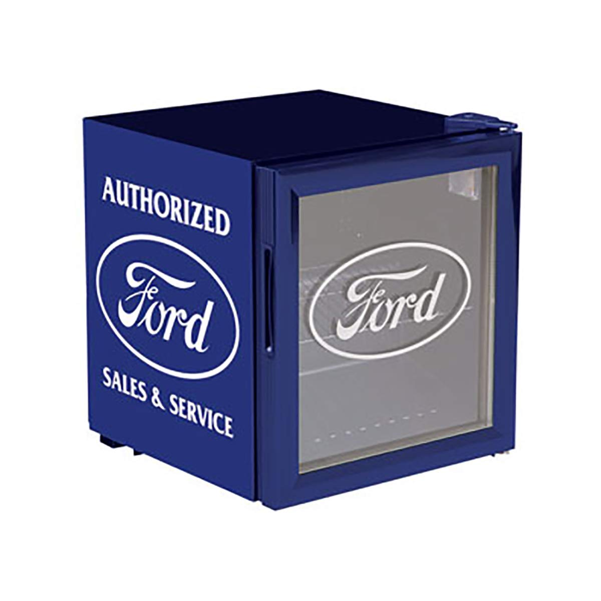 Classic Ford Beverage Cooler - Blue