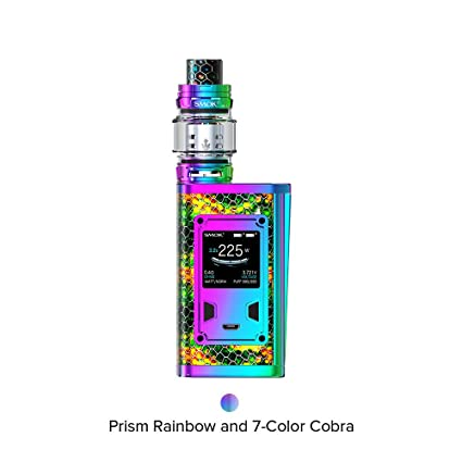 SMOK Majesty Kit Luxe Edition, TFV12 Prince Tank mit Majesty Mod Luxe Edition 225W Prism