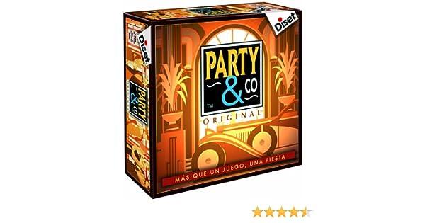 Diset 10040 - Party & Co Original: Amazon.es: Juguetes y juegos