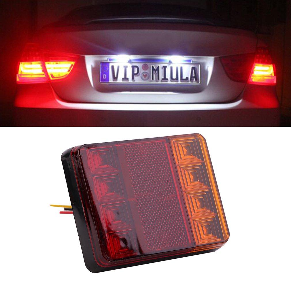 YTYC All Kinds Car's LED Rear Lights Brake Stop Turning Signal Lights