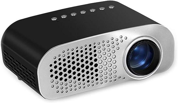 Proyector portátil para el Cine de vídeo portátil de casa ...