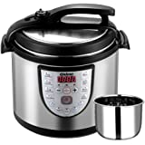 Gtime 6 Quart 18-in-1 Electric Pressure Cooker