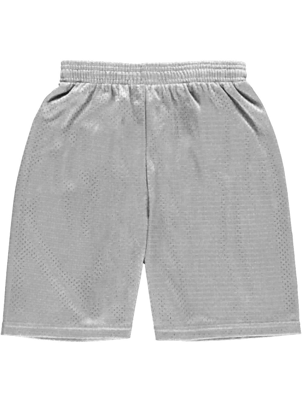 Badger Mesh Unisex Athletic Shorts
