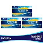 Tampax Tampax Pearl Tampones Regular, 24 Unds En Total, Pack of 1