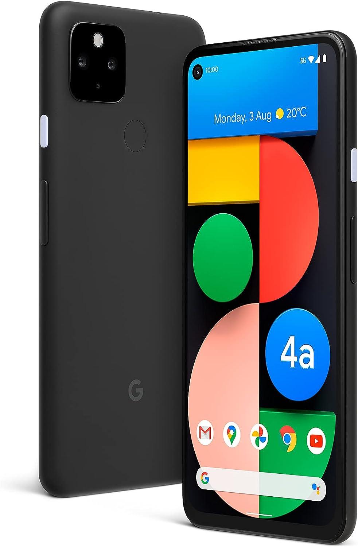 Google Pixel 4A 5G 128GB 6GB RAM International Version - Just Black
