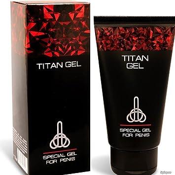 Titan gel Potenciador masculino y para agrandar el pene (100 ...