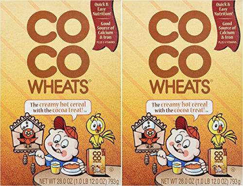 Review Coco Wheats Hot Cereal