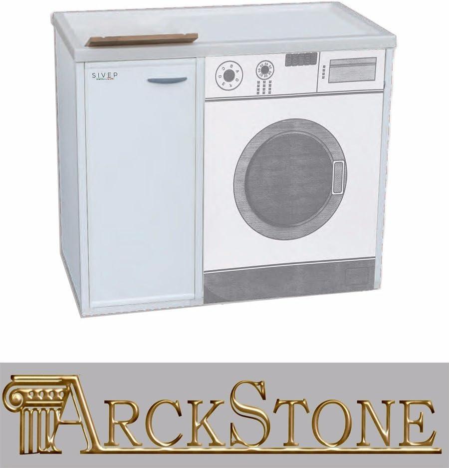 Lavadora lavadora con tapa, Company Sivep VLS color blanco ...